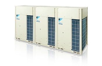 Daikin VRV Systems (Multi-Split Type Air Conditioners)